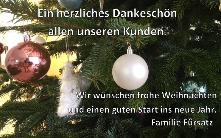Frohe Weihnachten2017